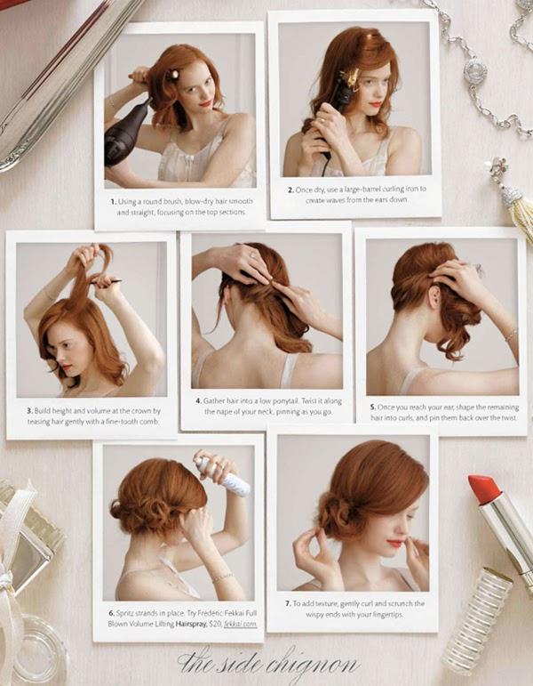 Причёски пошаговая инструкция с фото простые