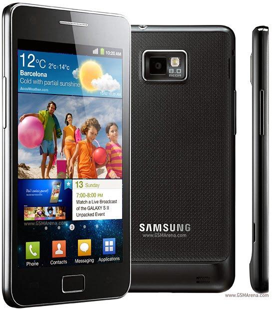 Harga Hp Samsung I9100 Galaxy S II Spesifikasi Baru Bekas