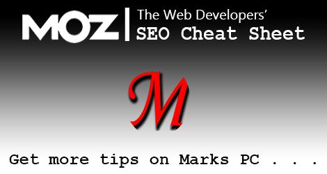 Web Developer's Cheat Sheet