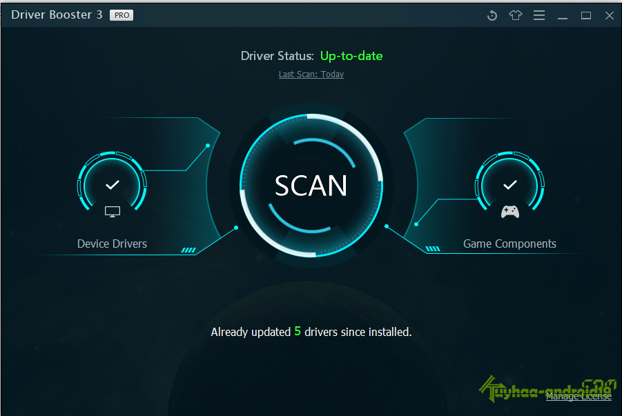 download driver booster full