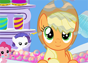 Applejack Bubble Bath juego