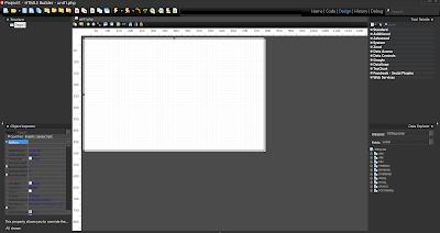 HTML5 Builder - Formulario Vacío