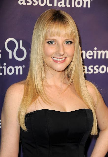 Melissa Rauch Hot