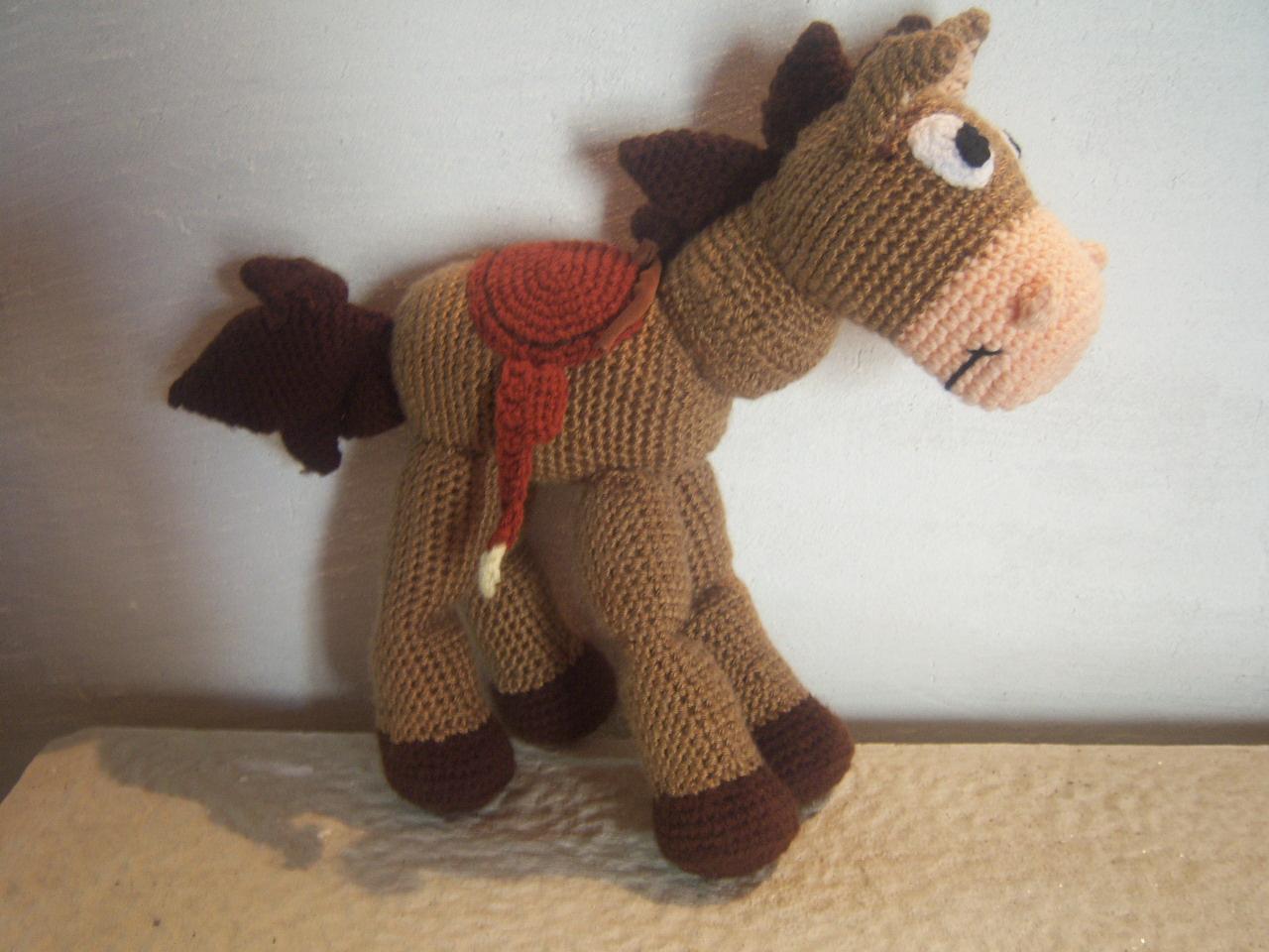 Rume Crochet: Mas gumis...y por un reto para el 2013