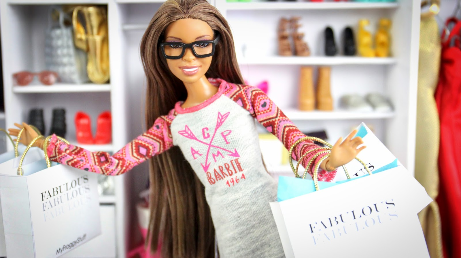 My Froggy Stuff: Barbie Fashion Haul | Plus Ripped Jeans and ...