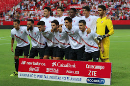 Plantilla Sevilla AT 2016-2017