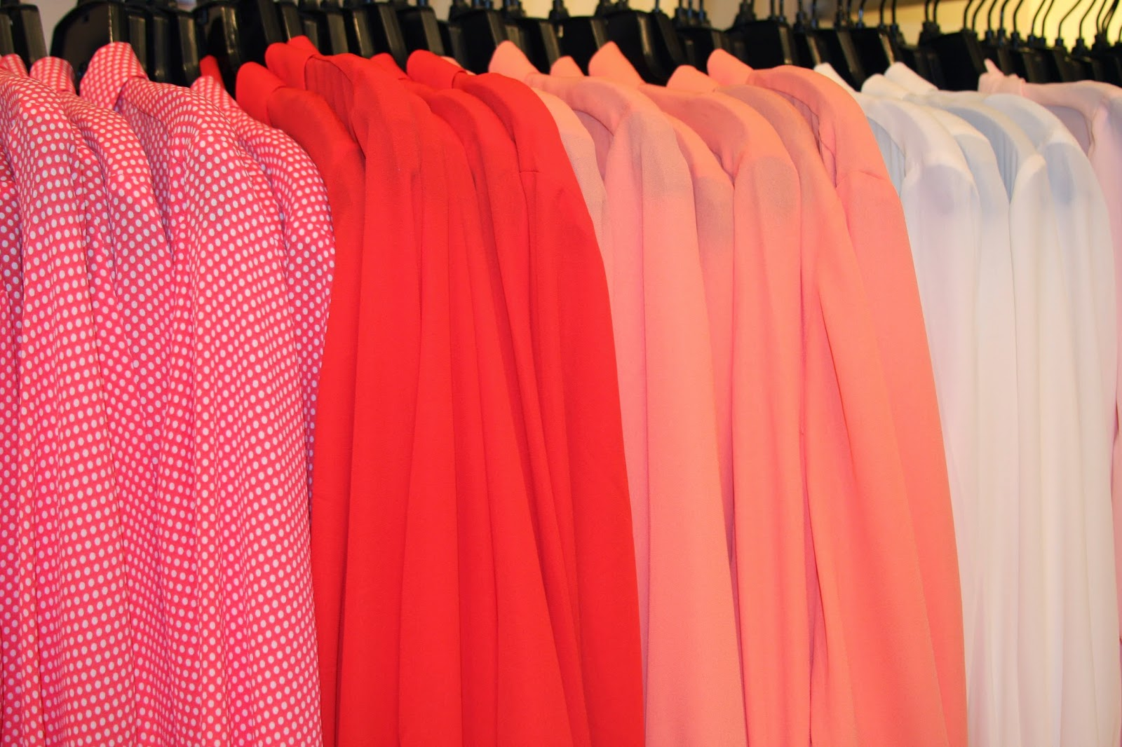 summer clothes, fashion blog, bright colored shirts