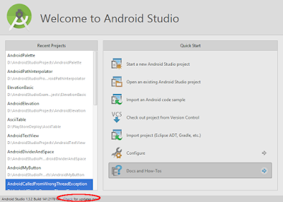 Android Studio 1.4 Is Available Inwards The Stable Channel