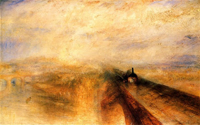 "J. M. W. Turner's ""Rain, Steam and Speed – The Great Western Railway"" (1844)"