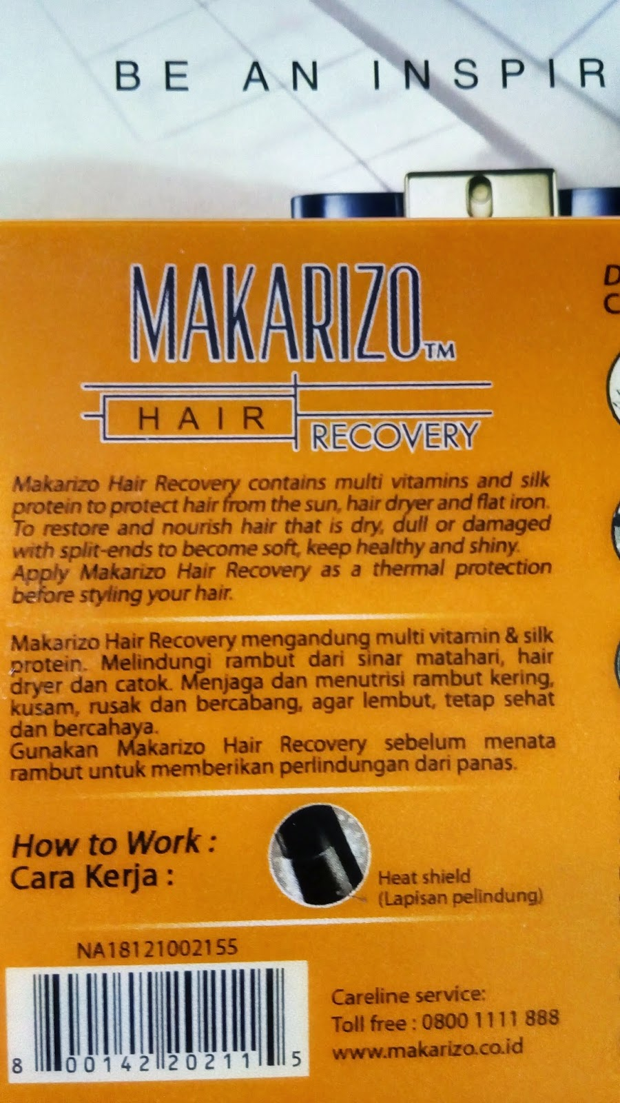 Makarizo Hair Recovery