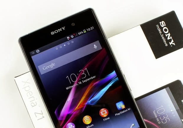 Sony xperia z1 unboxing accessories sony xperia z1 unboxing thecheapjerseys Images