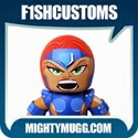 F1shcustoms Custom Mighty Muggs