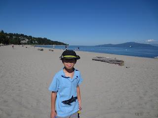 Jericho beach Vancouver, BC