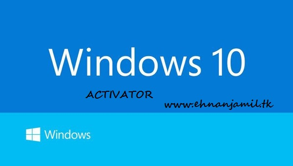 download windows activator for windows 10 home