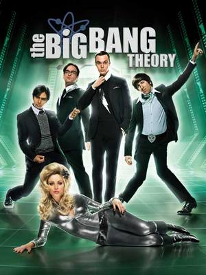 Poster The Big Bang Theory 2007–