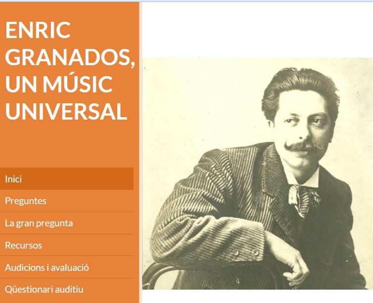 Enric Granados (1916-2016)