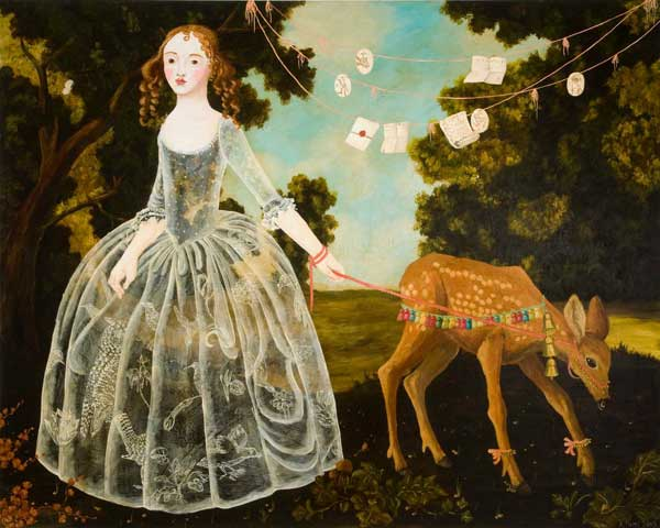 anne siems girl fawn