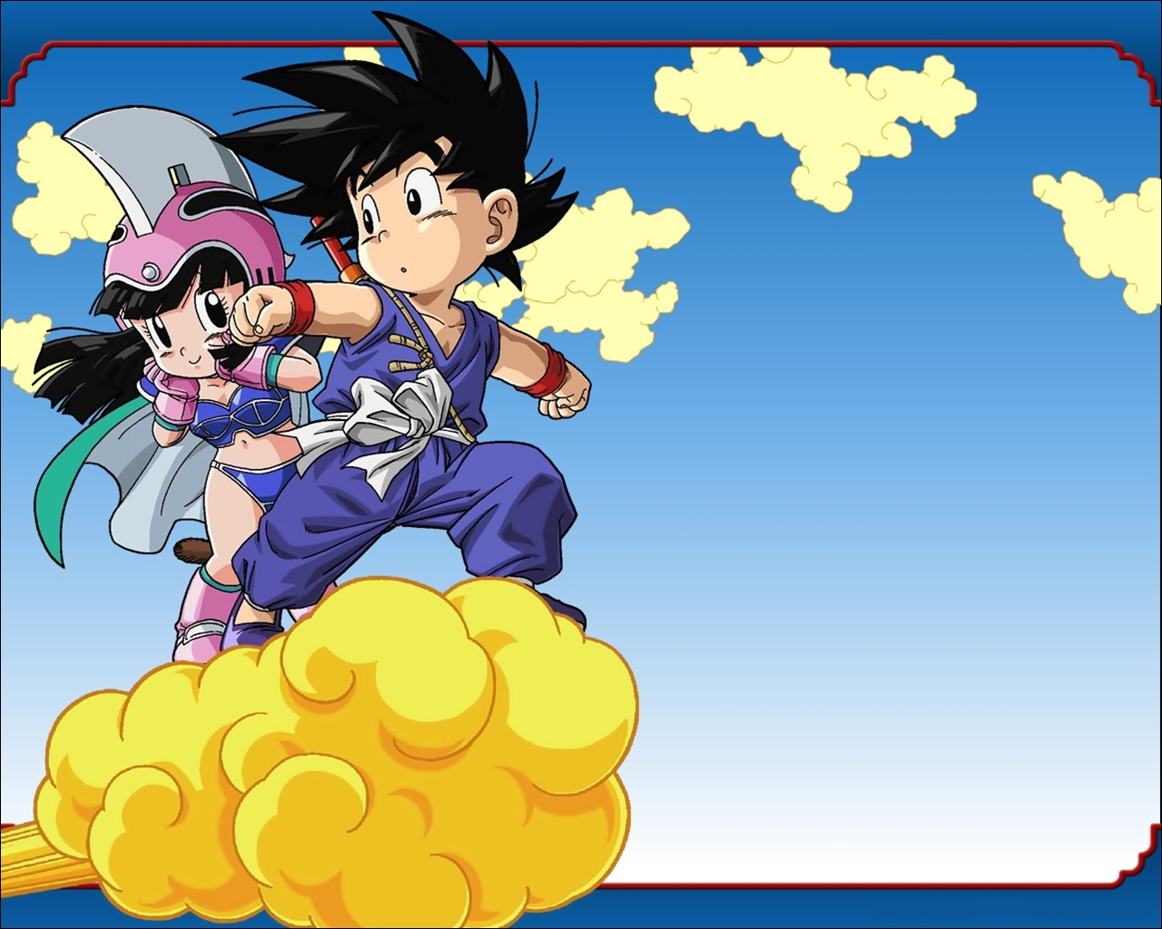 Dragon Ball HD & Widescreen Wallpaper 0.830781720437759