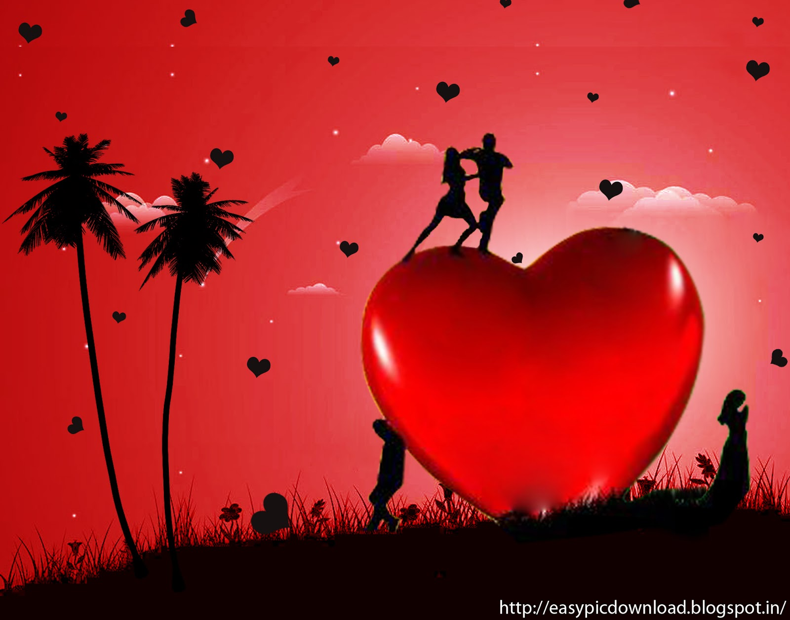Wallpaper Love Each Other : Love Wallpapers - Easy Pic Download