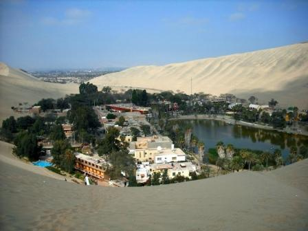 Most Extreme Places Around Huacachina, Peru