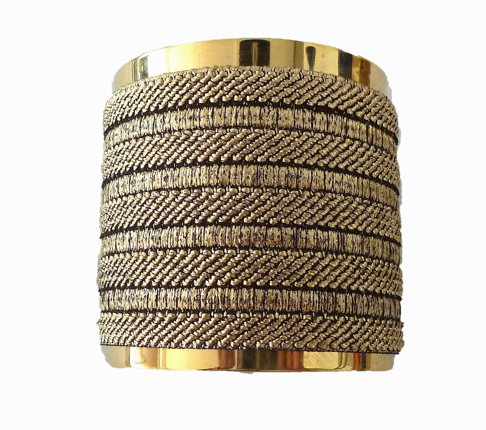 manchette By lis bracelet omega