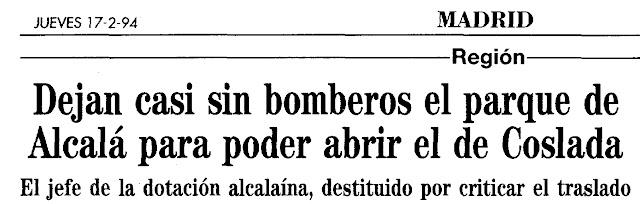 21 de septiembre de 1994: