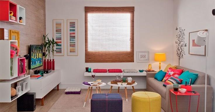 Sala De Estar Com Marrom ~ JaqueVirtual DecoraçãoSala De estarMarrom e suas outras cores