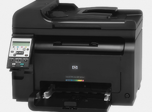 HP LaserJet Pro 100 color MFP M175nw Driver
