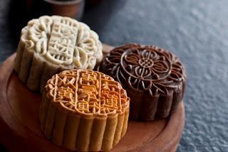 kue arang bambu
