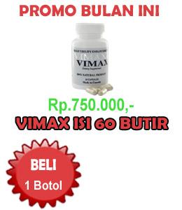 vimax+60butir Obat Pembesar Penis Alami