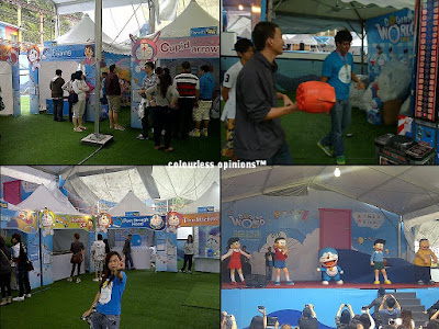 Doraemon World 2012 Genting Highlands Malaysia