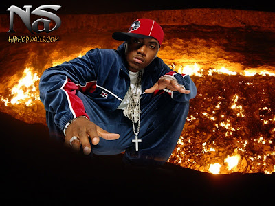 nasir jones wallpaper - hip hop desktop backgrounds