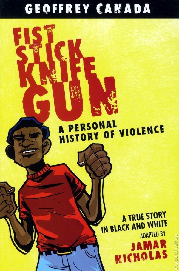 fist stick knife gun Fist stick knife gun has 2,300 ratings and 384 reviews kressel said: steven levitt gave this book high praise when the freakonomics podcast did an episo.