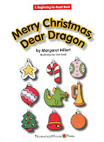 bookcover of MERRY CHRISTMAS, DEAR DRAGON  by Margaret Hillert