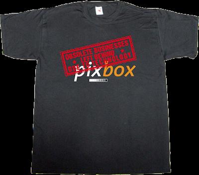 OBLBDT obsolete telefonica timofonica drm t-shirt ephemeral-t-shirts