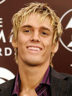 fotos de aaron carter