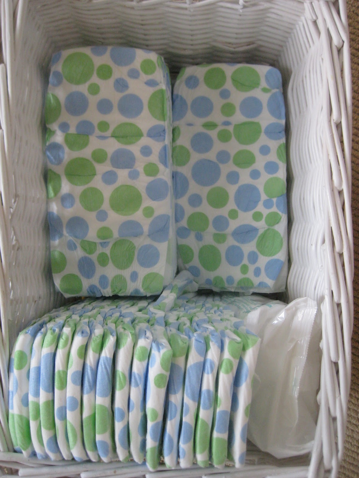 organized obsessed obsessed with target diapers. Black Bedroom Furniture Sets. Home Design Ideas