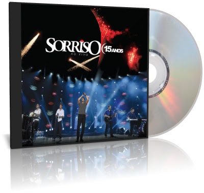 CD Sorriso Maroto 15 anos