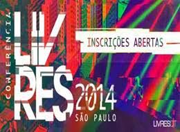 Conferência Livres 2014 em São Paulo