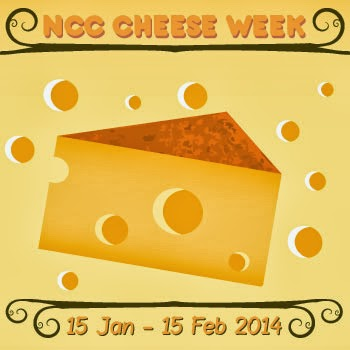 NCC - Cheese Culinary weeks