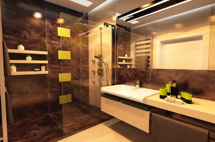 Blog Dla Ludzi Z Wnętrzem Triki Na Małą łazienkę