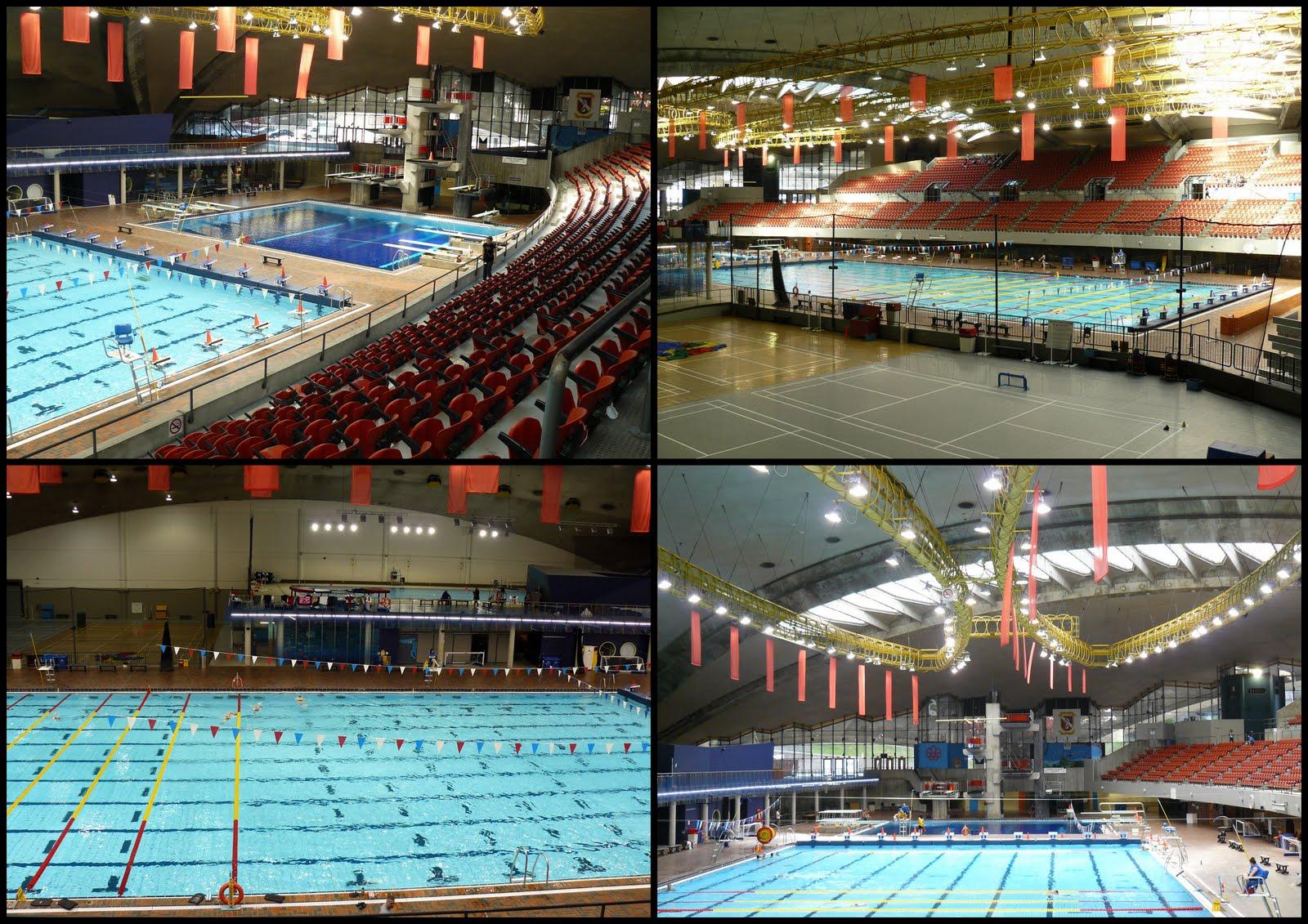 Joyeux travel a montreal stade et centre sportif parc - Piscine du stade olympique ...