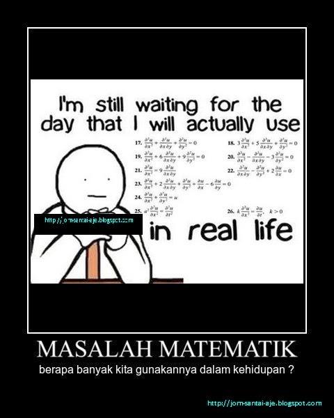 MASALAH MATEMATIK