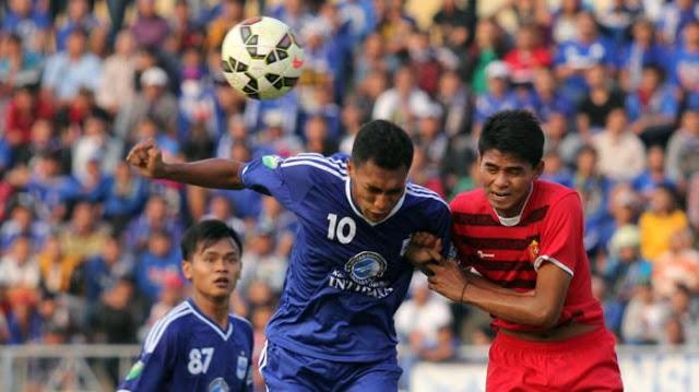 Hasil Skor Piala Kemerdekaan, Persis Takluk 2-3 dari PPSM