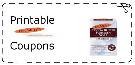 Palmers Cocoa Butter Coupons