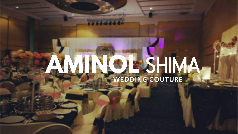 Aminol Shima Wedding Couture