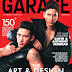 Semerad twins covers Garage Magazine's November 2012 issue