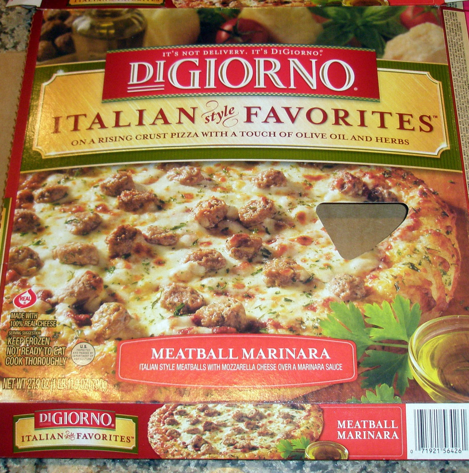 Digiorno Pizza Pizza Quixote Review Digiorno Rising Crust Pizza