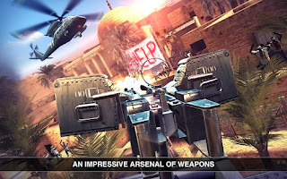 DEAD TRIGGER 2 - screenshot for android