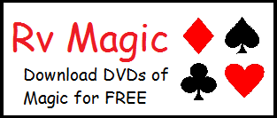 Free DVD Magic Tricks